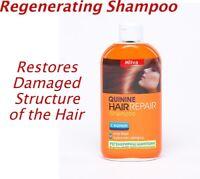 Milva Ultra Volume & Glow Shampoo Hair Repair with Aloe Vera & Wheat Germ 200 ml
