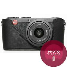 Black Label Bag Leica X1 Half-case in Black