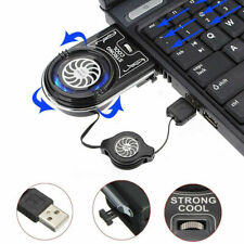 Notebook Vacuum Laptop Cooler Fan Radiator Air Extracting Cooling Fan Cooler