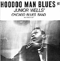HOODOO MAN BLUES [VINYL] [VINYL] JUNIOR WELLS NEW VINYL RECORD