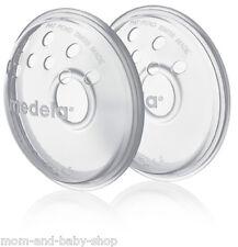 MEDELA BREAST SHELLS SOFT FLAT INVERTED BREAST FEEDING NIPPLE #80220