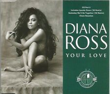 Diana Ross - Your Love 1993 CD single