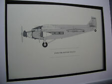 Eastern Airlines Ford tri Motor prop From Corporate Executive Offices