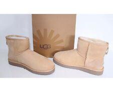 UGG Women's Classic Mini Boots Size US  7 (5854) Sand