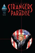 STRANGERS IN PARADISE #12, ABSTRACT STUDIO Oct 2012, TERRY MOORE