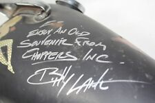 Billy Lane Choppers Inc. signed fuel gas tank Harley Panhead Knucklehead EP22093