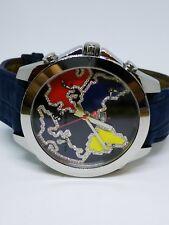JACOB & Co 5 time Zone diamond dial wrist watch 47mm