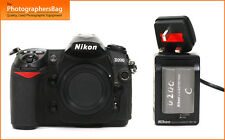 Nikon D200 Digital 10MP SLR Camera Body, Charger,Battery  Free UK Post