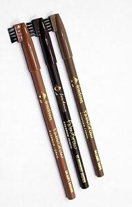 Jordana Fabubrow Eyebrow Pencil Eye Brow Brush- Sealed - Pick any shade !!!!