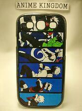 USA Seller Samsung Galaxy S3 III  Anime Phone case Cover Naruto Kakashi Changing