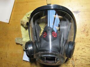 Scott AV3000HT HT Firefighter SCBA Mask 5pt medium RIGHT SIDE COMM BRACKET
