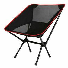 Outdoor Ultralight Portable Folding Chairs with Carry Bag, Camping Beach Chair