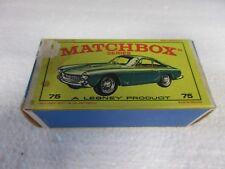 Matchbox #75 Ferrari Berlinetta
