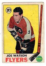 1X JOE WATSON 1969 70 OPC #93 VG 69 1970 O Pee Chee