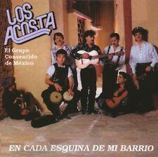 Los Acosta - En Cada Esquina de Mi Barrio [New CD] Manufactured On Demand