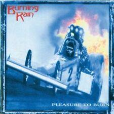 BURNING RAIN PLEASURE TO BURN + 2 BONUS TRACKS CD NEW
