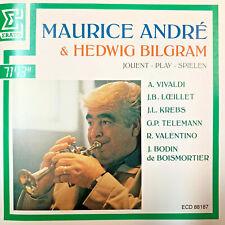 Maurice Andre & Hedwig Bilgram