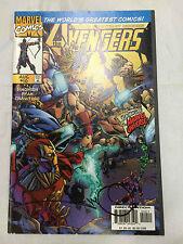 Avengers #10 Comic Book Marvel 1997 - Signed by Simonson