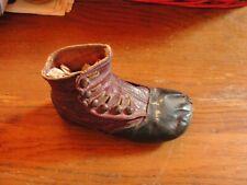 victorian childs shoe authenic
