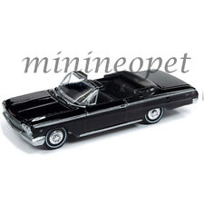 AUTOWORLD AW64222 1962 CHEVROLET IMPALA SS CONVERTIBLE 1/64 DIECAST CP7600 BLACK