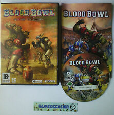 Blood Bowl Editon Collector Complete - Pc Dvd-Rom Fr