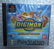 DIGIMON WORLD DIGITAL MONSTER PS1 PLAYSTATION ONE  PAL ITA SEALED
