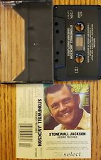 STONEWALL JACKSON ~ GREENER PASTURES Cassette Free Shipping In Canada