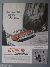 R&L Ex-Mag Advert: Oldsmobile Jetfire Turbo Rocket V8 Car