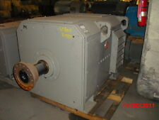 200 HP DC General Electric Motor, 300 RPM, 4559 Frame, DPFV, 500 V Arm.
