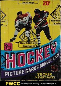 1978 Topps Hockey Wax Box, 36ct Packs, BBCE