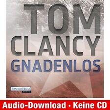 Hörbuch Download MP 3 gnadenlos Tom Clancy 9783837110579