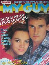 MY GUY MAGAZINE 8/10/83 - SHAKIN STEVENS - WHAM!