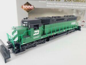 Like Like Proto 2000 30721 Burlington Northern SD45 Diesel Train HO