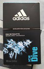 Adidas - Eau de Toilette en  spray  pour Homme Ice Dive -  100 ml