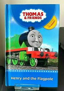 Thomas & Friends Henry and the Flagpole Book good Condition