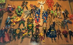 Action Figure You Lot Mixed Vintage 80s 90s early 00s Marvel