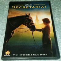 Secretariat DVD Diane Lane John malkovich
