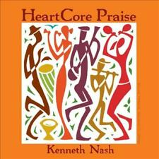 KENNETH NASH (VOCALS) - HEARTCORE PRAISE [DIGIPAK] USED - VERY GOOD CD