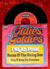 Single Frijid Pink: House of the Rising Sun (Oldies But GOLDIES serie) D