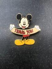 Pin 24959 Thank You (Mickey)