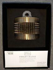 "New Philip Crangi Meiman Marcus For Target 3"" Studded Trinket Box NIB"