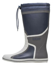 GUL Full Length Waterproof Navy Deck Boot Boots Rowing Sailing Camping Wellies