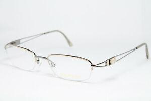 DANIEL SWAROVSKI S189 Original Brille Eyeglasses Lunettes Bril 23KT Gold Plated