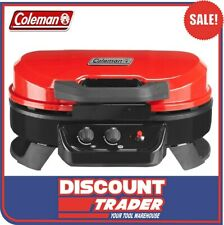 Coleman ROADTRIP™ 225 Table Top Grill 2 Burner Gas Cooking Camping Stove 1497150