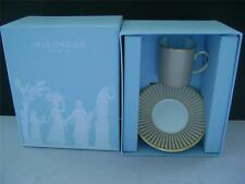 """Stunning Expresso Cup and Saucer in """"Palladian"""" Design by Wedgwood."""