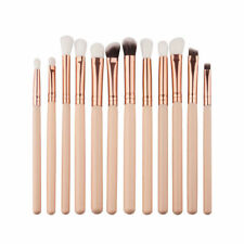 12 x Pro Makeup Brushes Set Foundation Powder Eyeshadow Eyeliner Lip Brush Tool