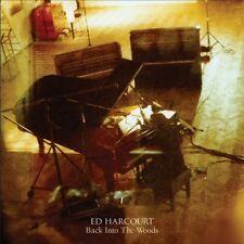 Ed Harcourt - Back Into the Woods [New CD] UK - Import