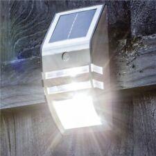 Led Solar Motion Sensor Garden Security Light Pir Detection Bright LED