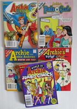 1993/16 PALS 'N' GALS Double Digest #13 37 63 90 115 VF- to FN- LOT of 5 Archie