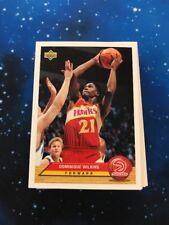 1992-93 Upper Deck McDonalds Set (1-50) Shaquille O'Neal Rookie, Michael Jordan